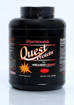 Quest Protein - Banana - 5 lb Container